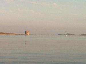 The Asinara Passage