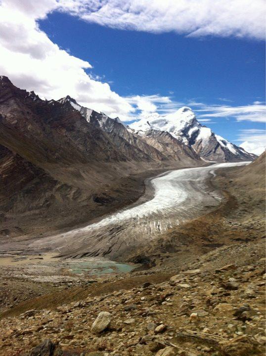 Drong Durung Glacier