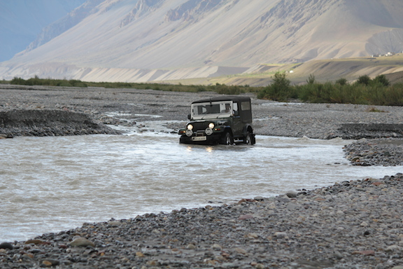 river offroad