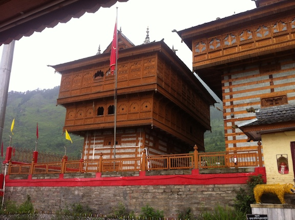 Sarahan temple