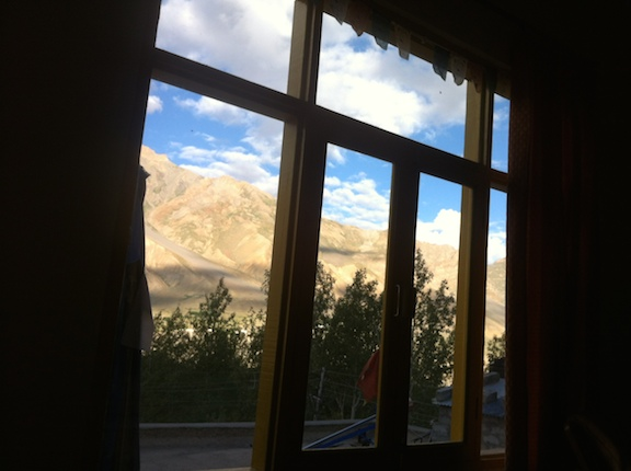 spiti from my window