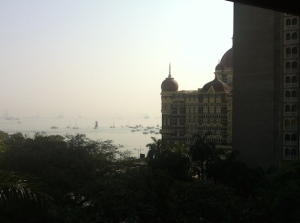 The great Taj Mahal Hotel